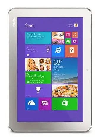 Toshiba Encore 2 10-inch Windows 8.1 Tablet