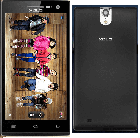 Xolo Q1010i Android Smartphone with 8-megapixel Exmor R camera