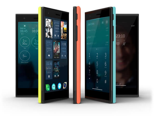 Jolla Sailfish OS Smartphone Coming 'Very Soon' in India