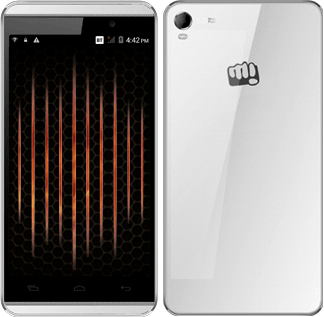 Micromax Canvas Fire A104 with KitKat and Quad Core Processor in India