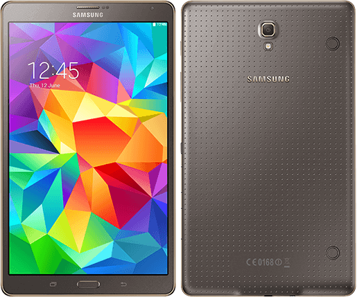 Samsung Galaxy Tab S 8.4 with Super AMOLED displaySamsung Galaxy Tab S 8.4 with Super AMOLED display