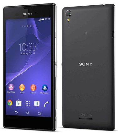 Sony Xperia T3 Android Smartphone Listed