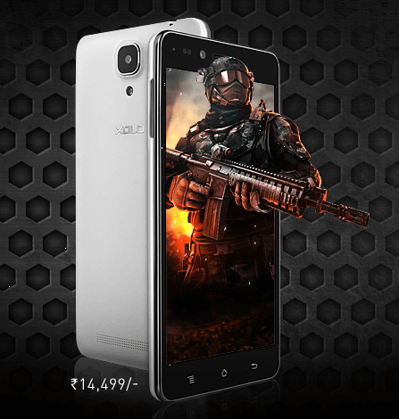 XOLO Launches Play 6X 1000 5-Inches Smartphone with a Tag Price Rs 14499