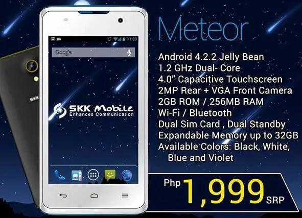 SKK Mobile Meteor