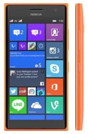 Nokia Lumia 730 Dual SIM Smartphone