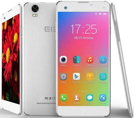 Elephone G7 - White colour