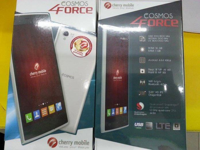 Cherry Mobile Cosmos Force