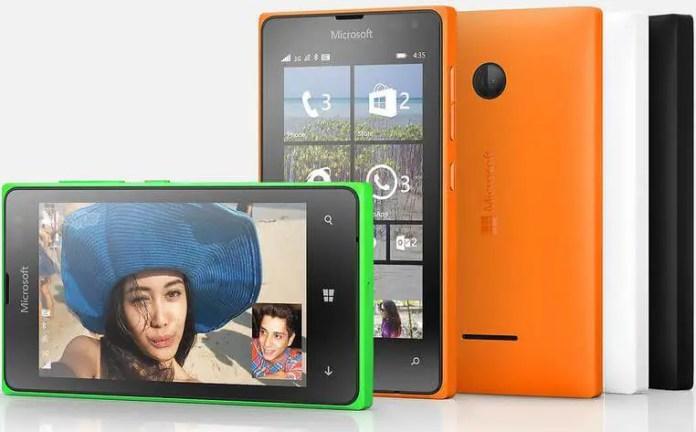 MicrosoftLumia 435 Dual SIM
