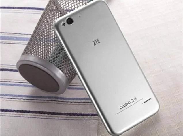 ZTE Blade S6 Lux - Rear Image