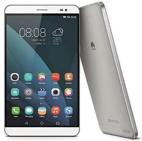 Huawei Mediapad X2 - Silver
