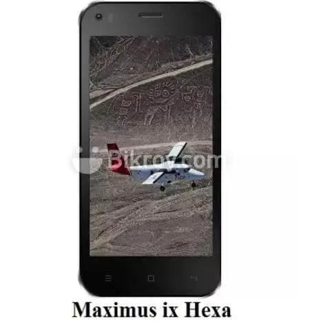 Maximus iX Hexa