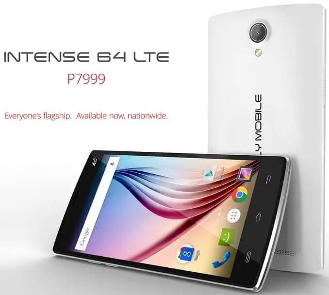 Firefly Mobile Intense 64 LTE