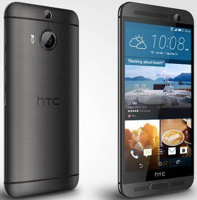 HTC One M9 Plus in India