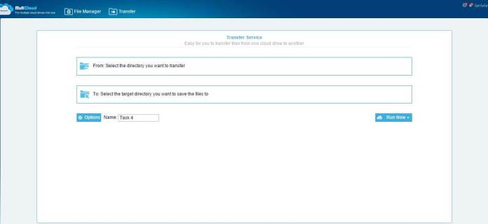 MultCloud - Managing File - Part 1