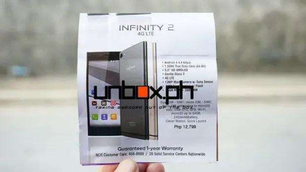 MyPhone Infinity 2 4G LTE