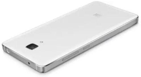 Xiaomi MI4 - Back