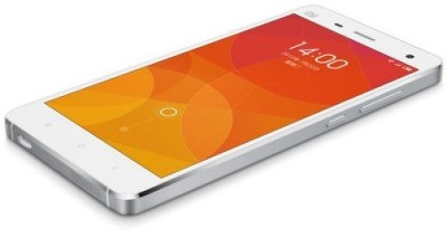Xiaomi MI4 - Front