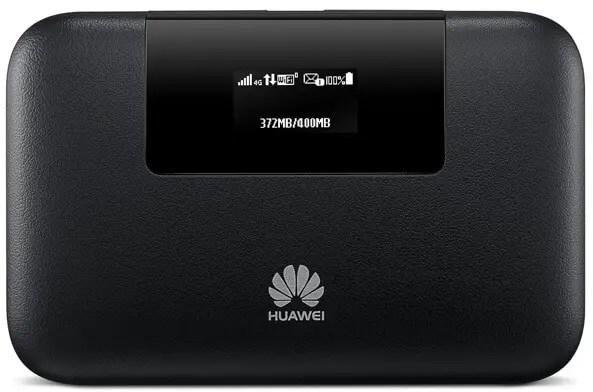 Huawei E5770 - black front