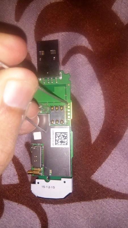 E3372H Boot Pin
