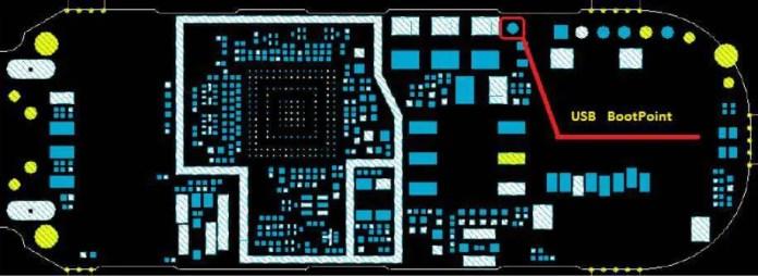 Huawei E173 Boot Pin