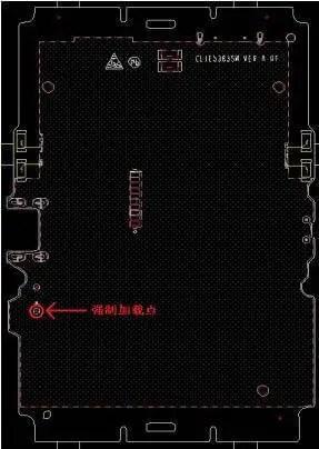 Huawei E5383 Boot Pin