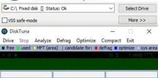 defrag windows 10 safe mode