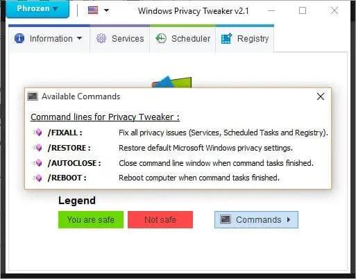 windows-privacy-tweaker-commands