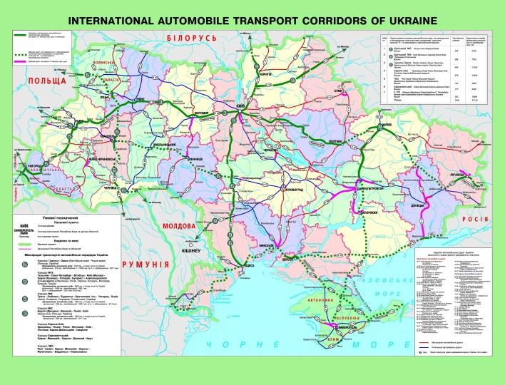 transkor карта