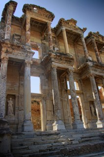 Part of The Library of Celsus