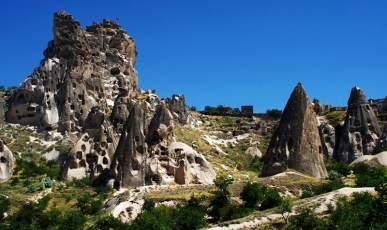Another different side of Cappadocia