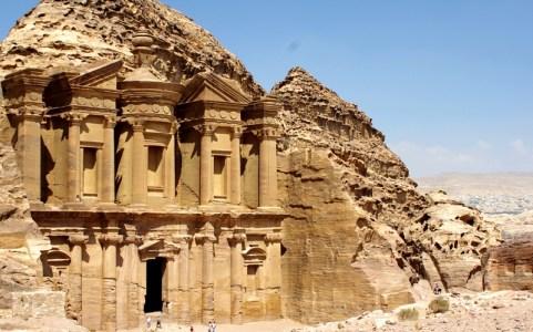 Ad-Deir - Monastery