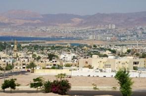 View on Aqaba