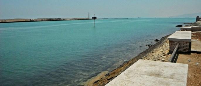 famous Suez Canal