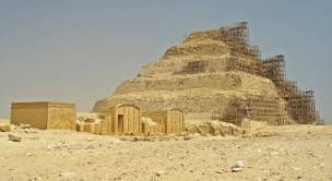 The Pyramid of Djoser / Step Pyramid and the Temples of the festival complex