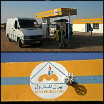 The new rule: fuel up when you see petrol station! plus diesel cots 0,36 USD!!!