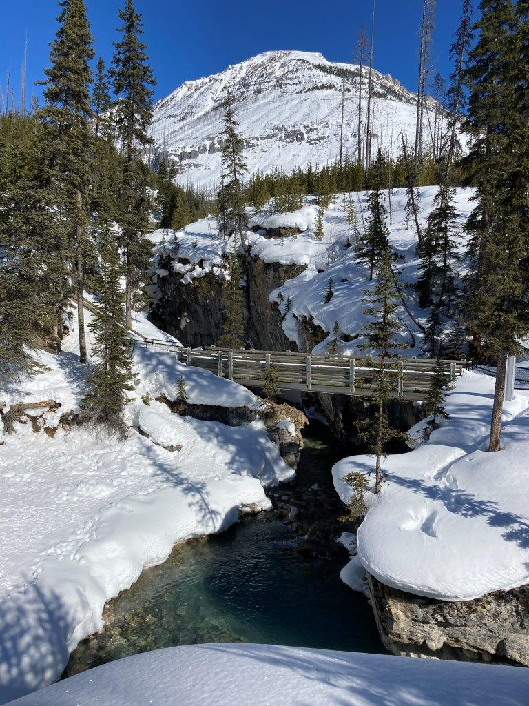 Marble Canyon - winter