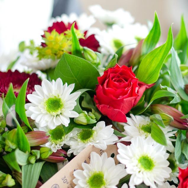 Rouwteksten bloemen