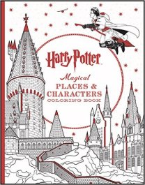 HP_MagicalPlace&CharactersColoringBook