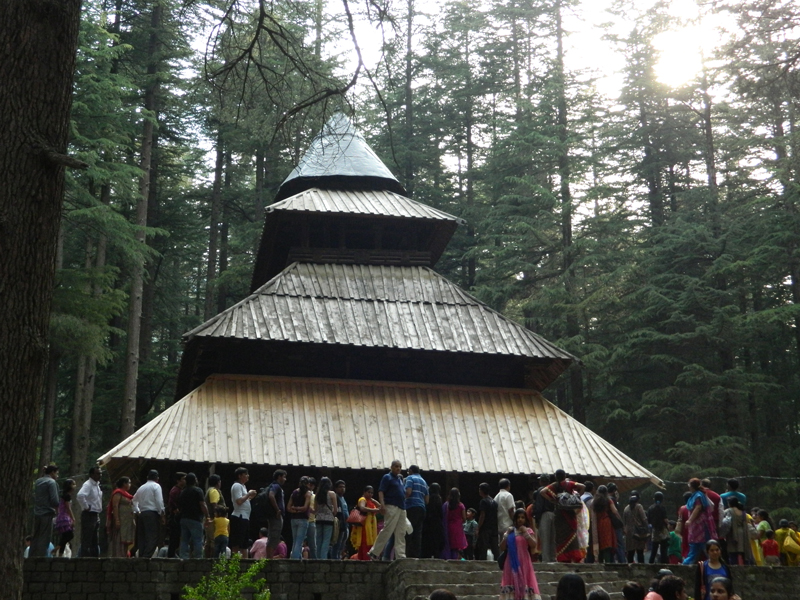 hidimba temple at manali