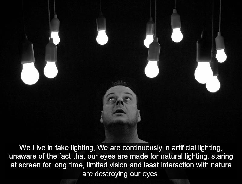 roverbeing sense of vision