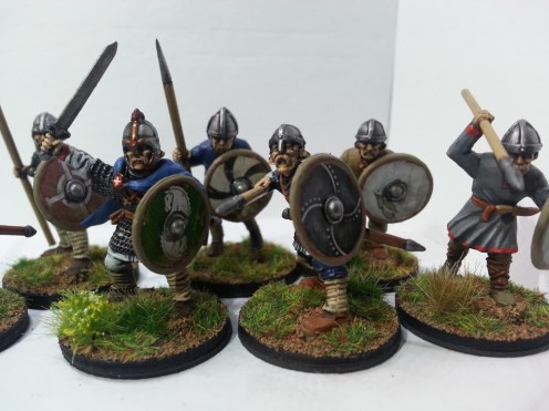Anglo Saxon Warriors 2