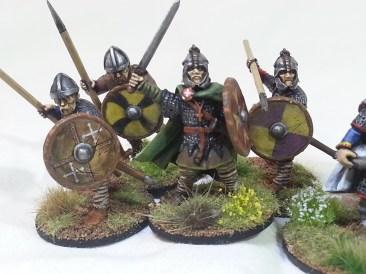 Warriors Half 1