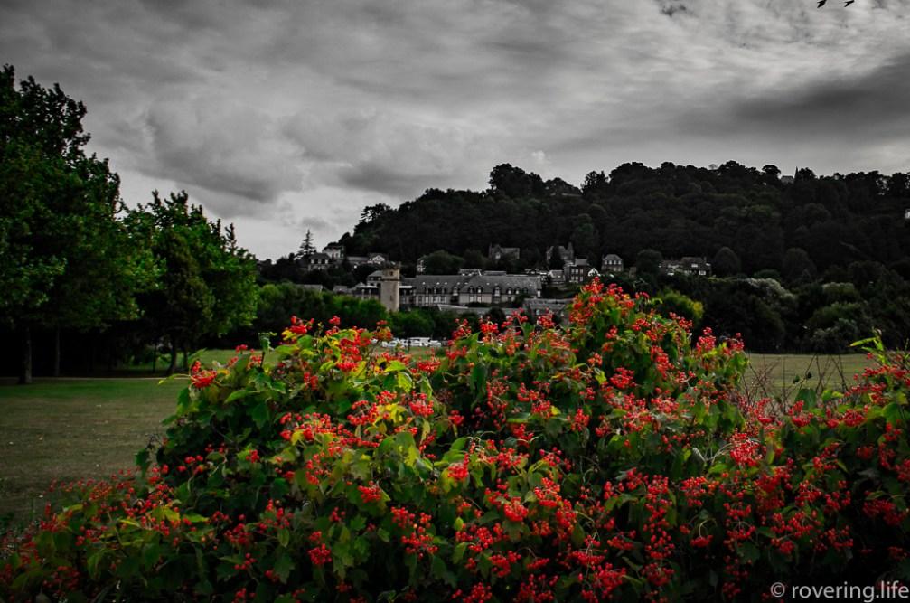 Honfleur garden