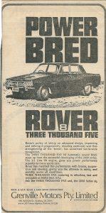 DSC_0042 Rover Three Thousand Five P6B Ad June 1970