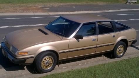 1980 Rover 3500 SD1 3
