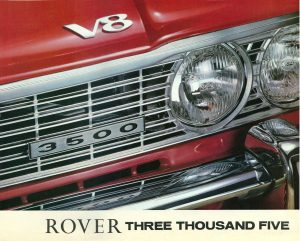DSC_0001 1970 Rover Three Thousand Five Brochure Cover