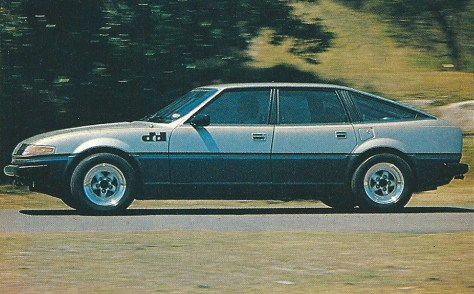 A respectable hot rod dd Rover 3500 sd1 title1