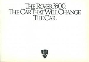 DSC_0001 Rover SD1 June 1980