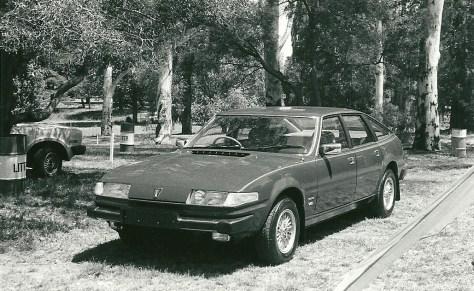 DSC_0009 1981 Rover 3500 SE Telopea Park Manuka ACT 8-11-1981