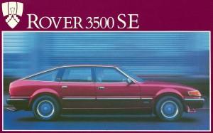 DSC_0009 1985 Rover 3500 SE